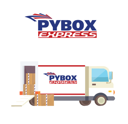 Servicio de express paraguaybox for Delivery asuncion