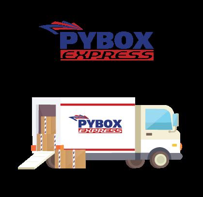 Servicio de express paraguaybox for Delivery asuncion